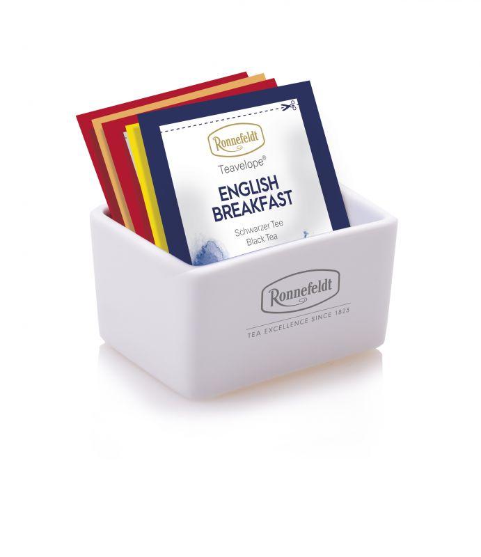 16040(優惠2盒599) Teavelope BIO/NOP經典綠茶  綠茶  茶包▶