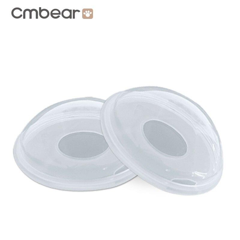 Cmbear 佩戴式集乳器 俏媽咪的哺乳神器 真空吸乳器 手動吸乳器 集乳器
