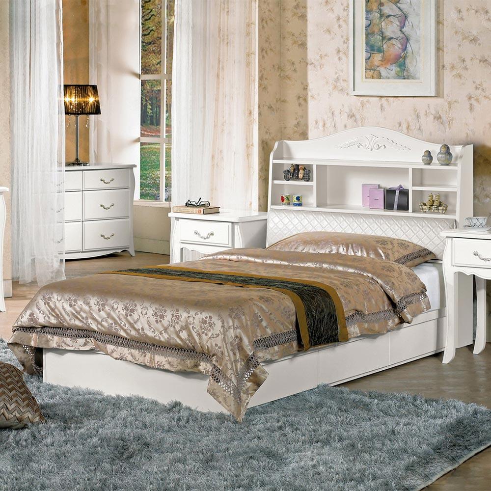 仙朵拉3.5尺被櫥式單人床/H&D東稻家居-消費滿3千送點數10%