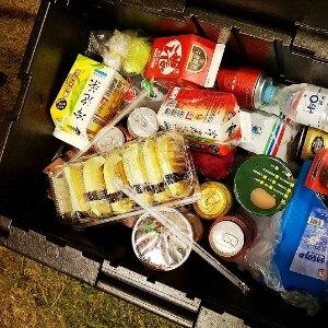 美麗大街【S107102318】折疊戶外野餐60L大容量車載冰箱
