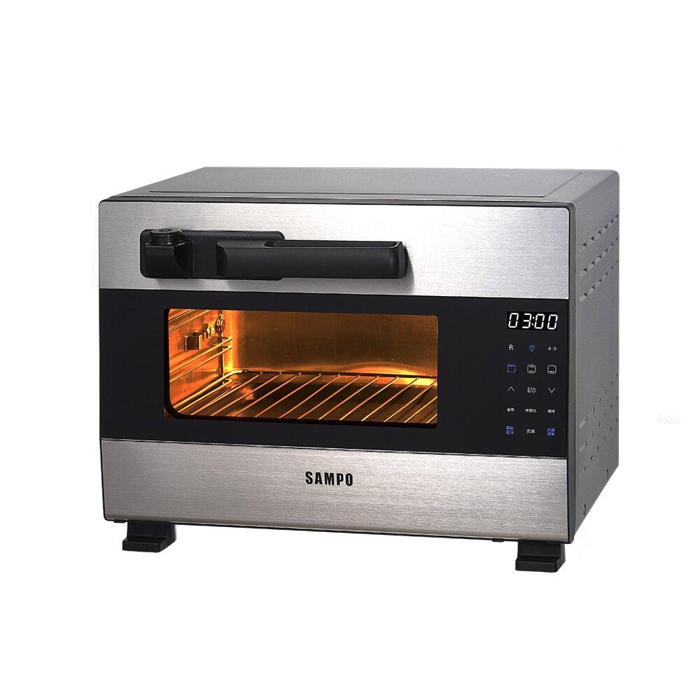 SAMPO 聲寶  28L微壓力電烤箱 KZ-BA28P