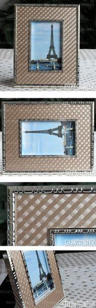 6寸7寸合金相框 大氣商務禮品