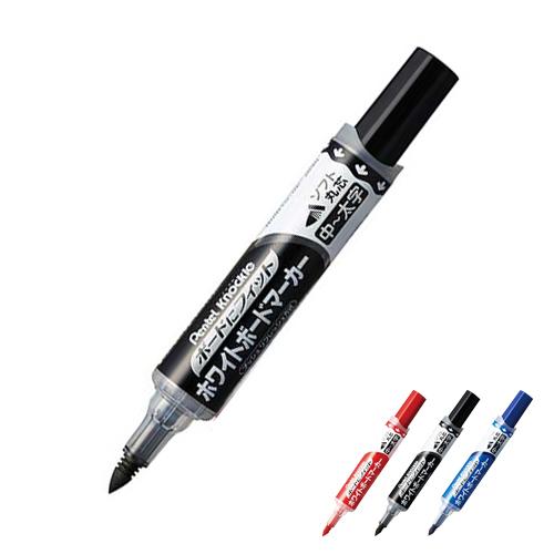 【史代新文具】飛龍牌PENTEL EMWL5BF 後壓式彈力白板筆