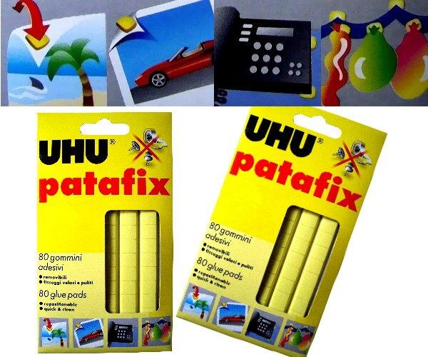 UHU 隨意貼 萬用黏土 UHU-001 (60g)