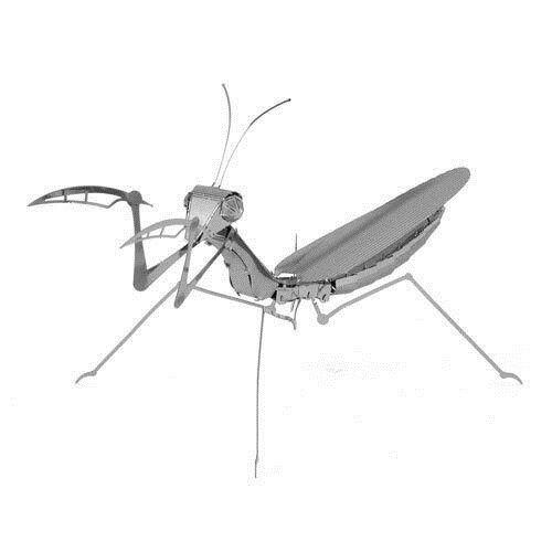 【Metallic nano puzzle 金屬拼圖】TMN-34 螳螂