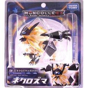 【預購】日本進口日本正版 日蝕 奈克洛茲瑪 黃昏之鬃 公仔 精靈寶可夢 神奇寶貝 EX EHP 13 pokemon【星野日本玩具】