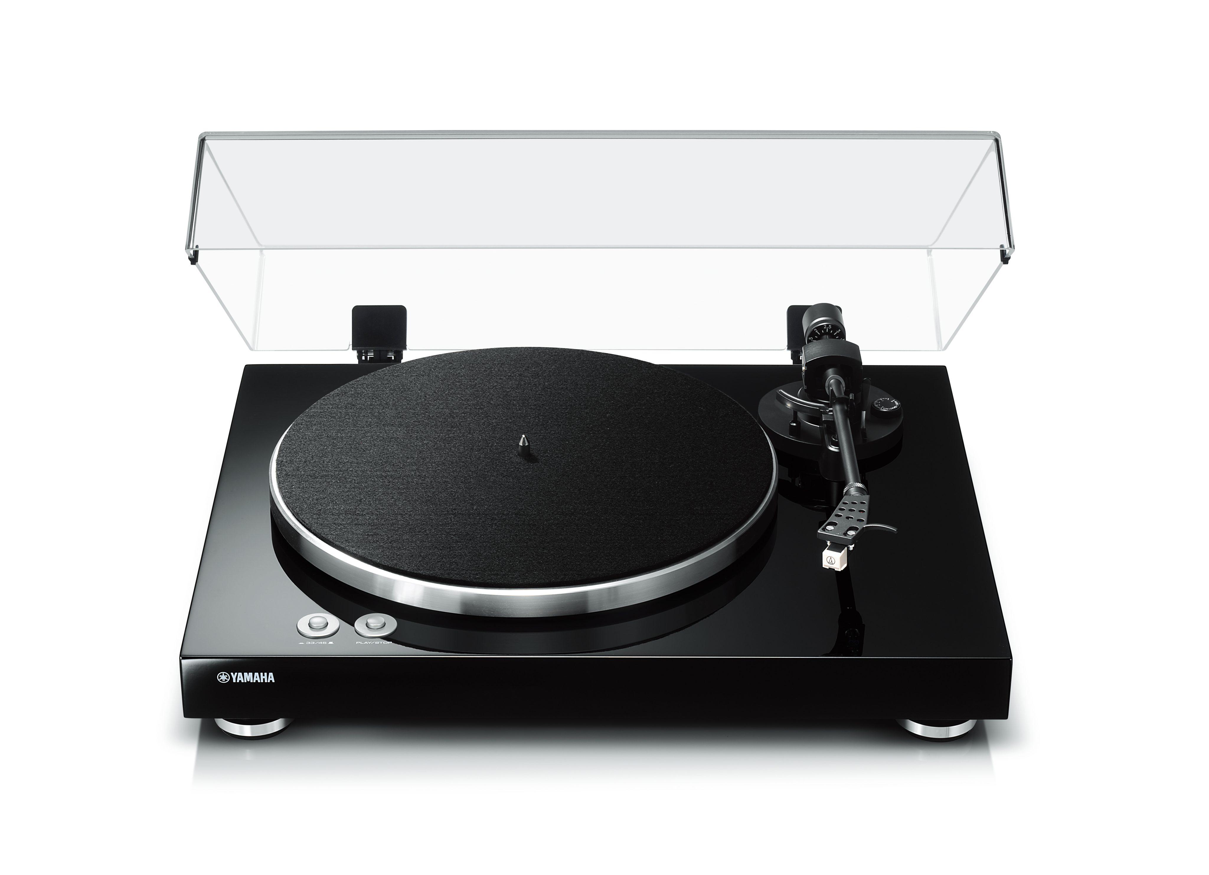 【台南鴻運】日本 YAMAHA 山葉 黑膠唱盤 TT-S303 公司貨 皮帶驅動式