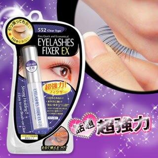 【D-up】EX552長效假睫毛膠水黏著劑(透明)