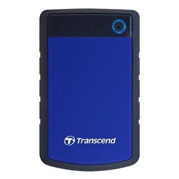 創見 StoreJet 25H3 2.5吋 4TB USB3.1 Gen1 行動硬碟