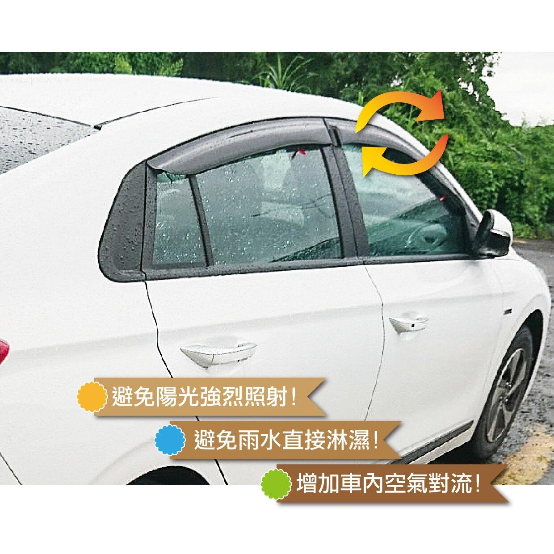 e系列汽車用品Mitsubishi-台灣製A級晴雨窗