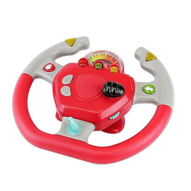 B.Toys  遛遛公路方向盤