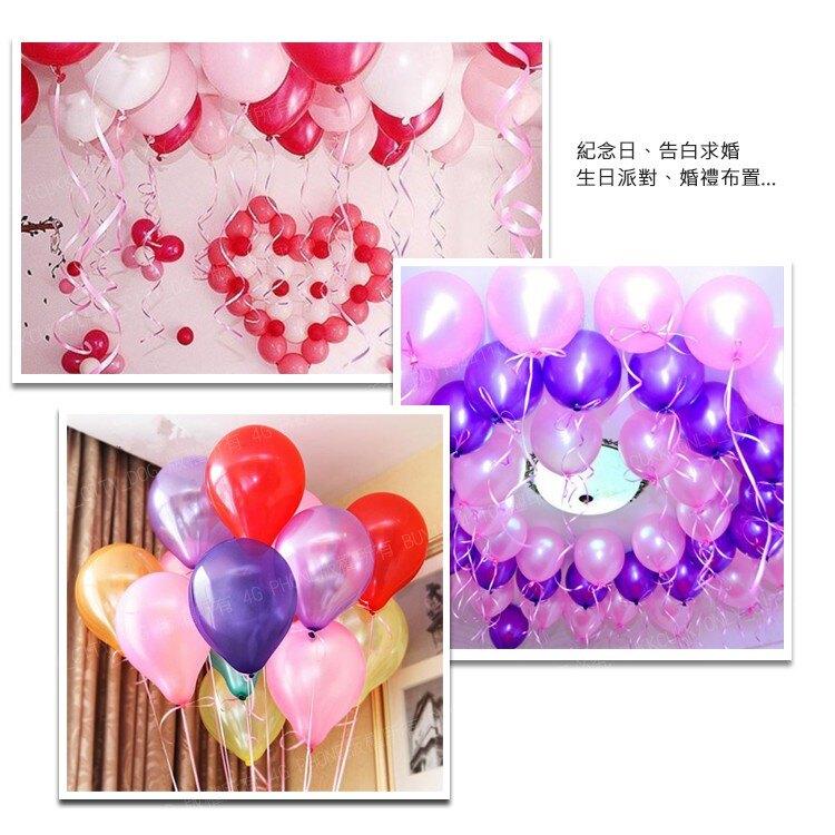 【歐比康】 10M*5MM緞帶6色裝 氣球緞帶 緞帶佈置氣球 氣球綁繩專用緞帶 彩帶 絲帶 繫繩 包裝禮盒