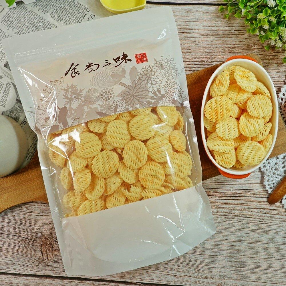洋芋球-起司口味 500g【2019040920051】(古早味)