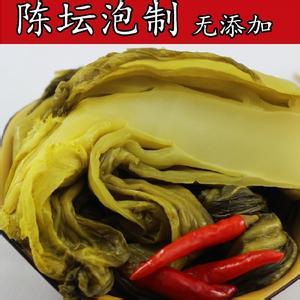 正宗四川泡菜(酸菜魚底料4料包)(370克/包)