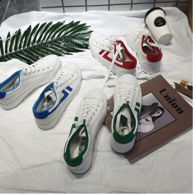 FINDSENSE MD 韓國 時尚潮 男 明星同款 百搭 四色 運動 帆布鞋 休閒鞋 平底鞋 板鞋