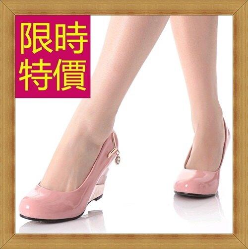 ★高跟鞋 女鞋子-時尚優雅亮麗女休閒鞋3色53x65【韓國進口】【米蘭精品】