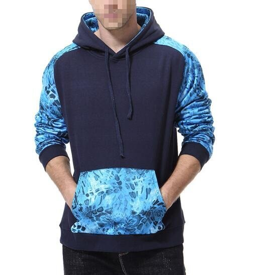 FINDSENSE品牌2019 新春 新款 韓國  長袖 運動 連帽衛衣 拼接 套頭 印花 外套  時尚 潮流上衣