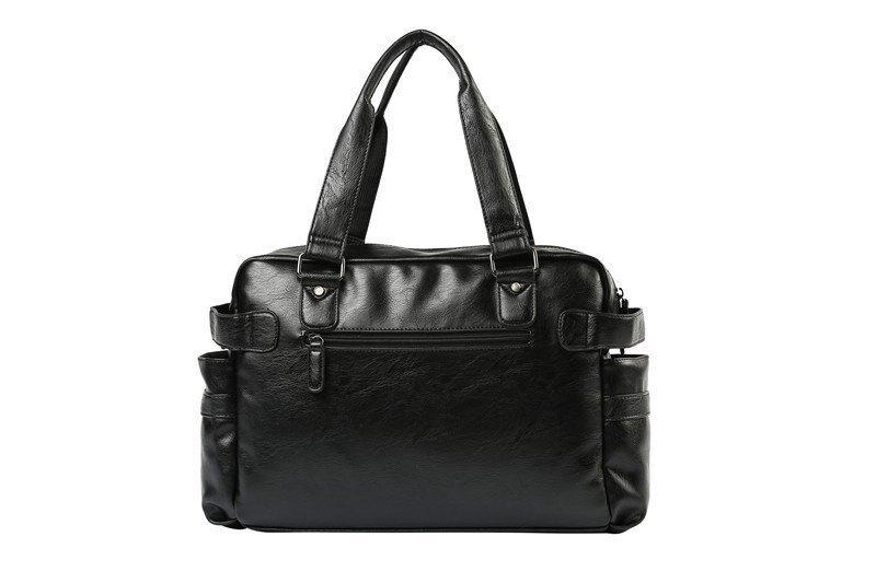 FINDSENSE品牌 韓國 新款  FIN韓國出品 包款 單肩包 男士手提包 休閒 街頭 斜挎 大容量 潮流