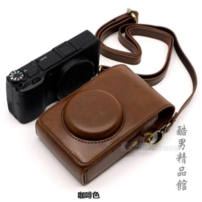 Ricoh/理光Gr Grii皮套 Gr2相機包 專用保護套 理光Gr2皮套