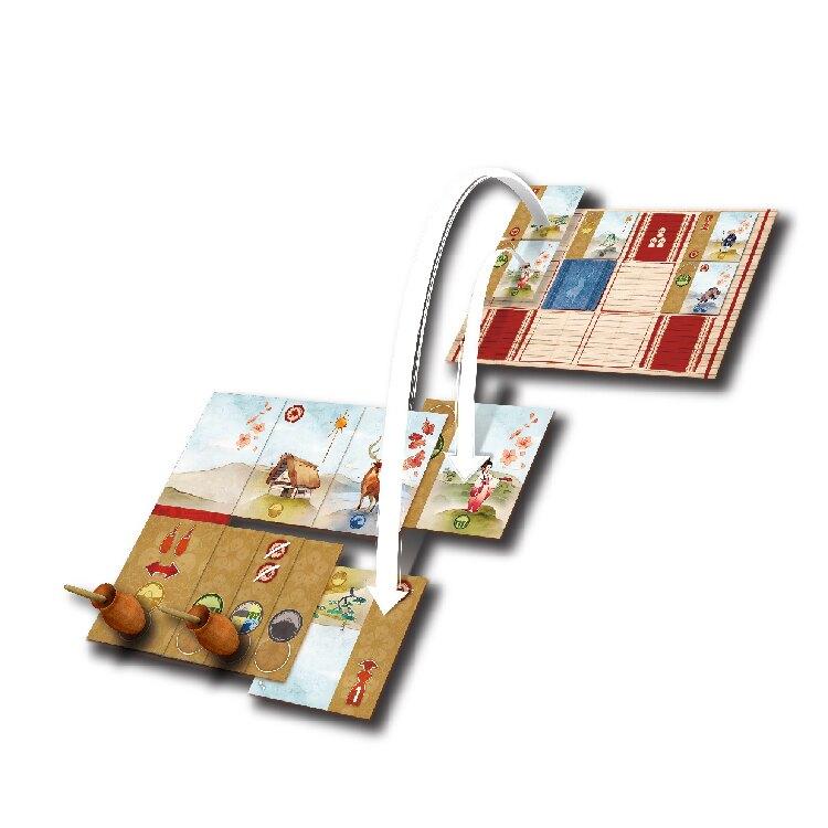 【免費送牌套】神奈川學苑 Kanagawa 神奈川學院 繁體中文正版益智桌上遊戲 含稅附發票 實體店面