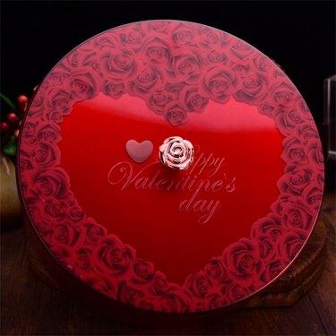結婚糖果盒 紅色瓜子盤分格帶蓋家用客廳婚慶用品干果盤 領券下定更優惠