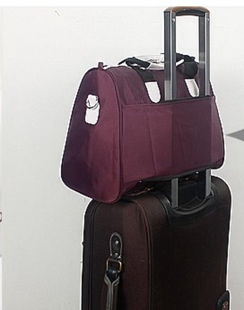 旅游包手提旅行包大容量防水可折疊行李包男旅行袋出差 【限時特惠】 LX