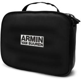 Armin Van Buuren 1 化粧品収納メイクポーチ トラベルポーチ 化粧ポーチ ーバッグ バスルームポーチ 小物 多機能 収納 バッグインバッグ 大容量 出張 旅行グッズ