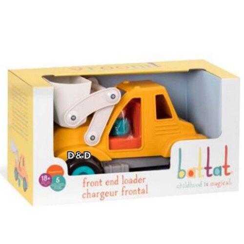 《美國 B.toys》小工頭推土機 東喬精品百貨