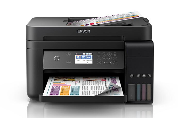 EPSON L6170 雙網三合一 高速連續供墨印表機