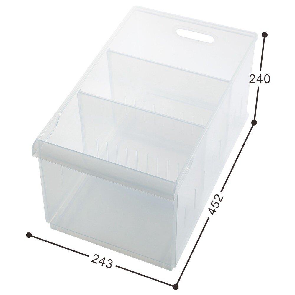 LF-1001 Fine隔板整理盒(附輪)LF1001 *1入【139百貨】
