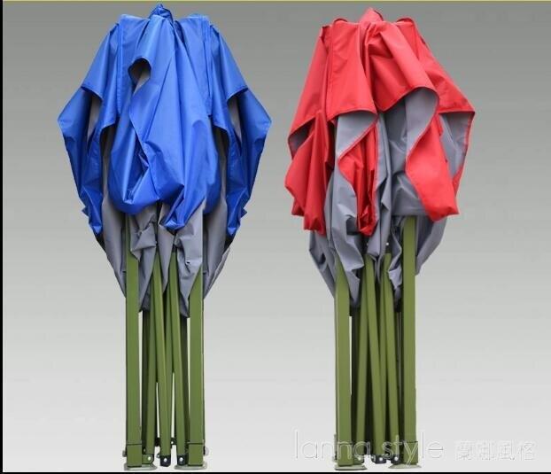 廣告帳篷遮陽棚太陽印字擺攤四角傘展銷折疊夜市戶外雨棚圍布