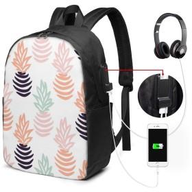 ファッションミニUsb充電ラップトップバックパック、女性/女の子/ビジネス用軽量旅行防水学校バックパック(流体アート大理石)