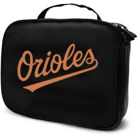 Baltimore Orioles 12 化粧品収納メイクポーチ トラベルポーチ 化粧ポーチ ーバッグ バスルームポーチ 小物 多機能 収納 バッグインバッグ 大容量 出張 旅行グッズ