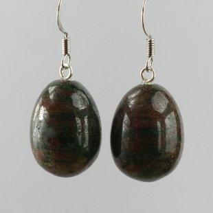 瑪瑙誇張耳飾女鴿子蛋誇張耳環個性石頭飾品