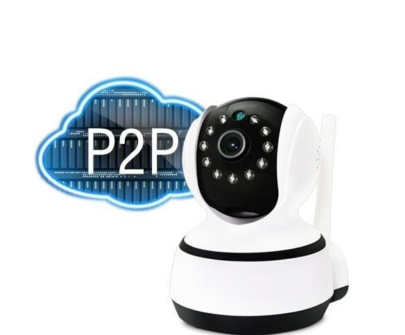 720/1080無線wifi IP數字網路AP熱點攝像頭廣角手機遠程監控插卡HM   秋冬新品特惠