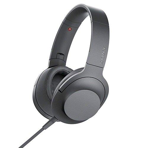 SONY【日本代購】索尼 頭戴式耳機h.ear on 2 MDR-H600A五色
