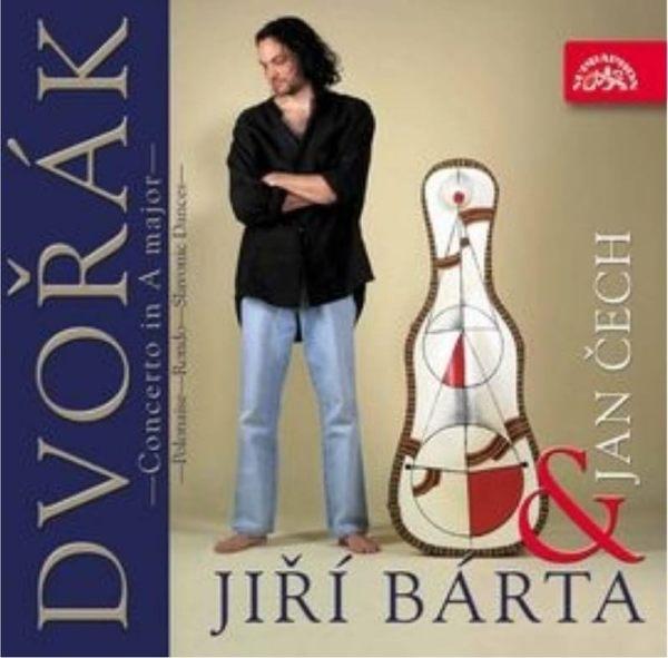 【停看聽音響唱片】【CD】德弗札克:大提琴作品集 伊里.巴塔 大提琴