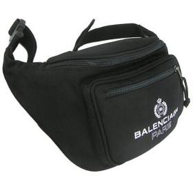 バレンシアガ BALENCIAGA ユニセックス ベルトバッグ 482389 9WB55 1000 ブラック 1920aw (ブラック) [並行輸入品]