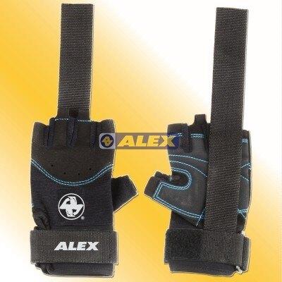 新款! 台灣製造 ALEXA-31 POWER握把手套(雙)-M/L