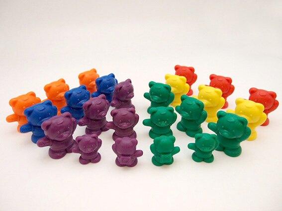 《少年》教具 積木 書包熊 ( 96 PCS )  東喬精品百貨