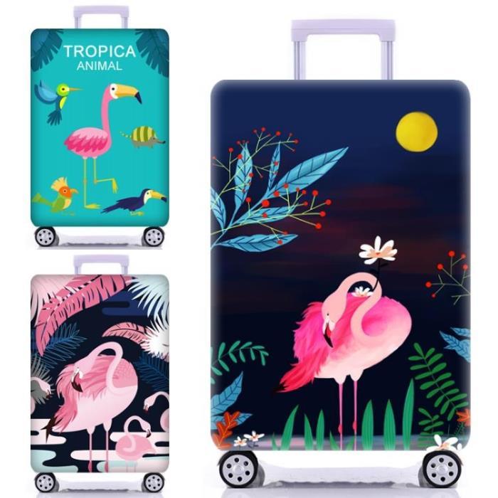 彈力行李箱套保護套旅行拉桿箱防塵罩袋保護套加厚耐磨20/24/28寸