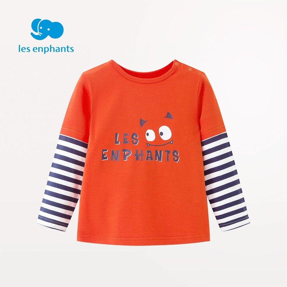 男童上衣 麗嬰房童裝男寶寶時尚休閒T恤男童柔軟舒適上衣兒童春裝 BBJH