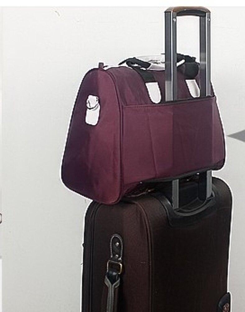 旅行包 韓版短途旅行包女手提袋網紅健身包防水大容量旅行袋輕便小行李包 領券下定更優惠