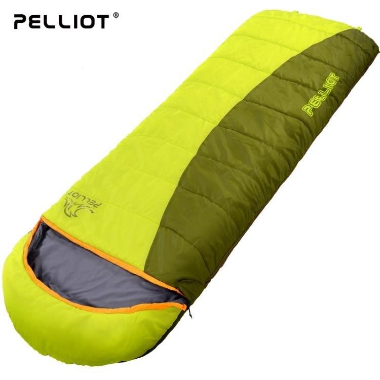 睡袋伯希和戶外棉睡袋 男女室內加厚冬保暖可拼接露營雙人四季睡袋