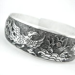 雪銀 手工銀飾 999 純銀
