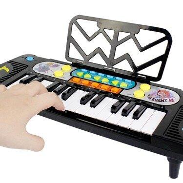 兒童電子琴啟蒙玩具寶寶早教   伊卡萊生活館  聖誕節禮物