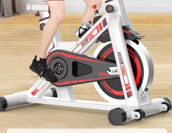 家用動感單車健身房超靜音健身車室內運動健身器材自行車  極客玩家  ATF