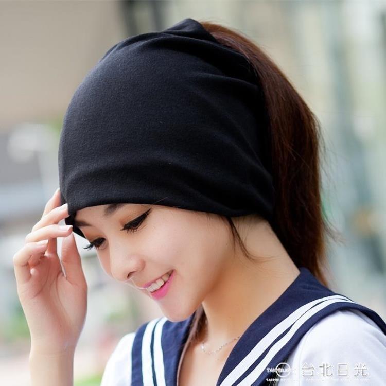 月子帽女冬天孕婦帽子產婦帽頭巾薄款男士套頭帽包頭睡帽韓版