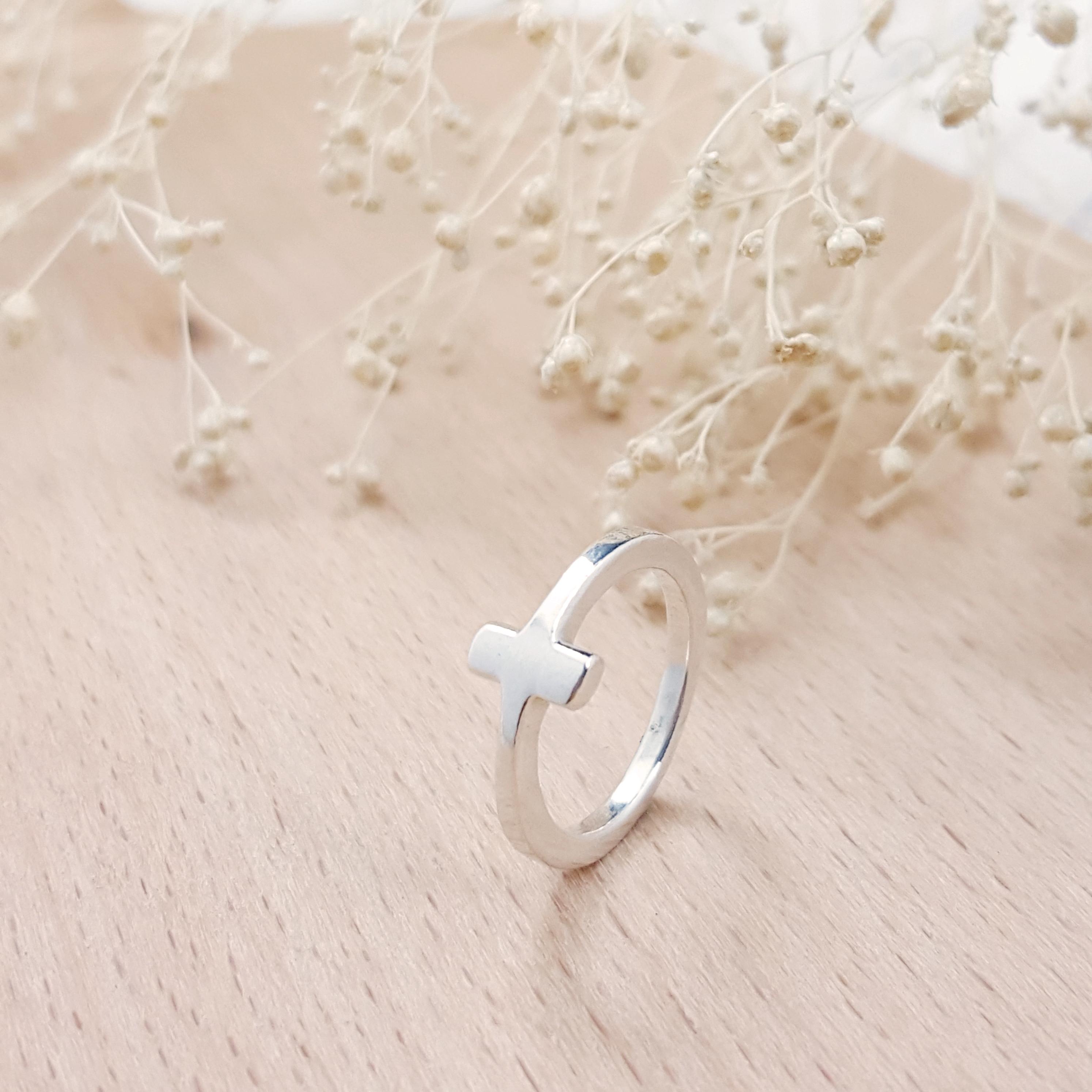 十_925純銀 戒指  #4   交換禮物  聖誕節