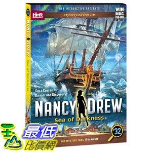 [7美國直購] 2018 amazon 亞馬遜暢銷軟體 Her Interactive Nancy Drew Sea of Darkness